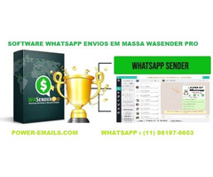 Envios Em Massa Whatsapp Marketing 2018