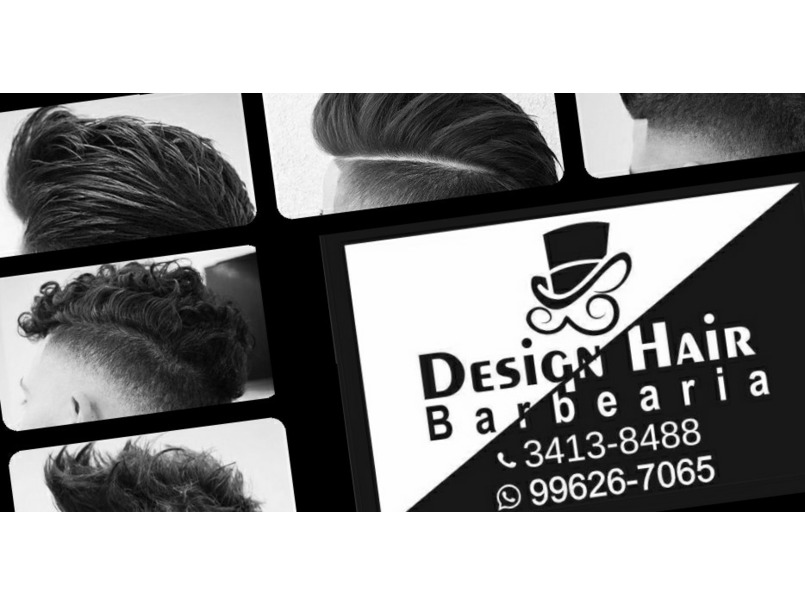 Barbearia Design Hair