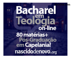 Curso On-Line de Bacharel em Teologia